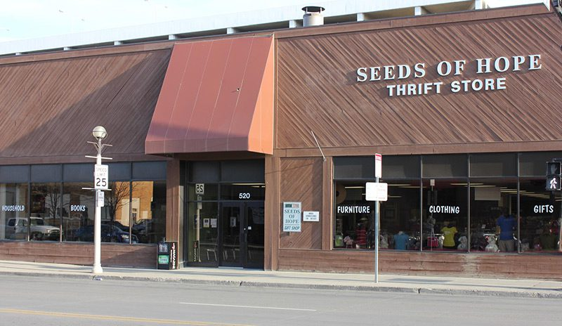 Part Time Sales Associate at Seeds of Hope